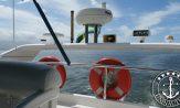 barco usado intermarine 440 full lancha a venda
