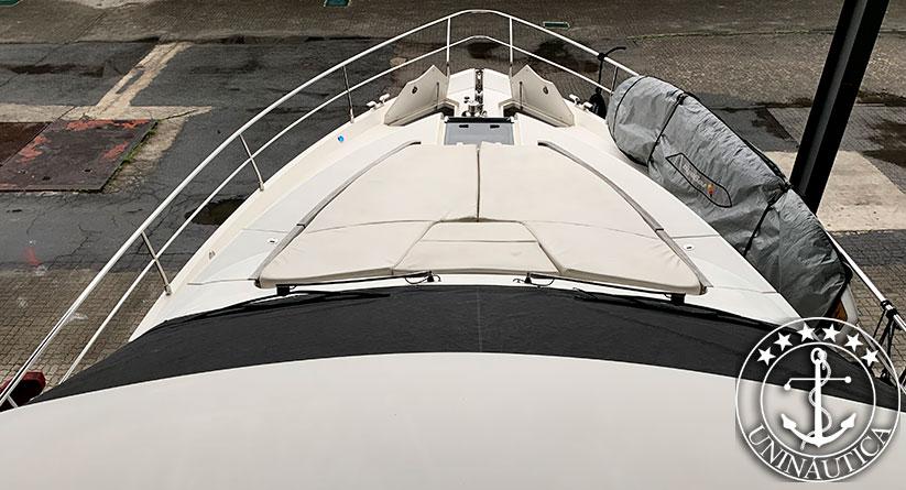 Lancha a venda Fairline Squadron 635 barco usado seminovo