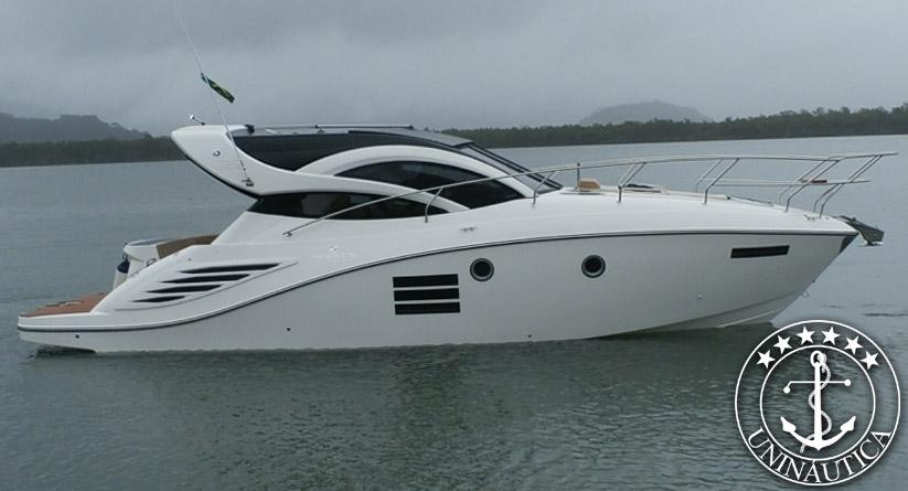 Barco Usado Armatti 360 lancha a venda