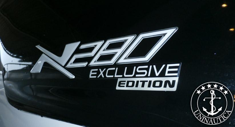 Nx 280 lancha a venda