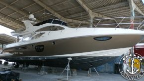 Intermarine 560 Full ano 2007 lancha a venda
