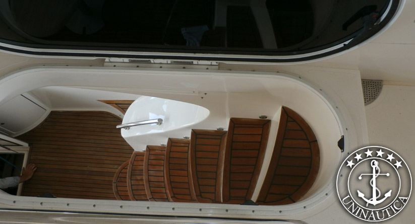 Intermarine 560 Full ano 2007 lancha a venda
