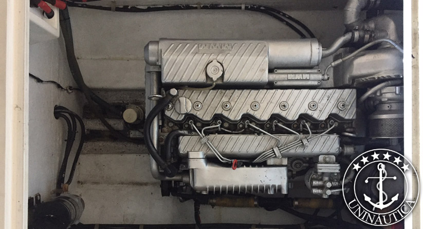 Magnum 29 ano 2004 motor diesel Lancha a venda