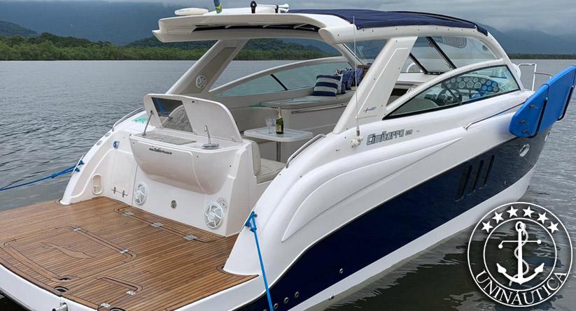 Barco Usado Cimitarra 36 Lancha a venda modelo SHT 2010