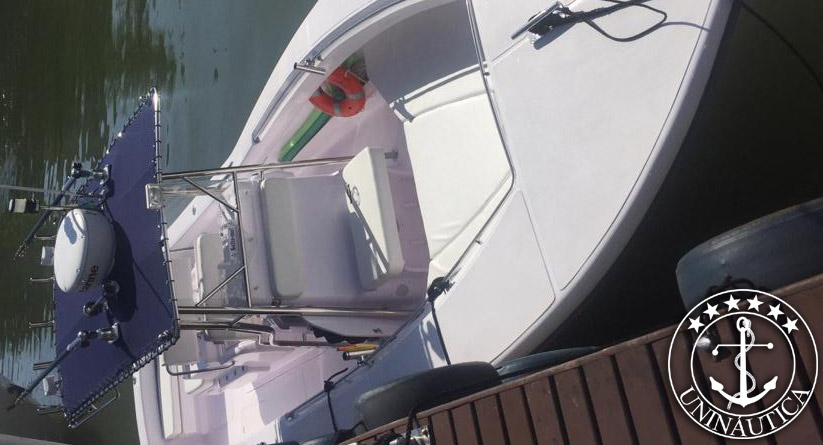Barco Usado Rio Star 28 ano 2014 lancha a venda