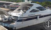 Barco Ferretti Pershing 43 ano 2003 lancha a venda
