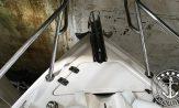 Barco usado Focker 255 lancha a venda Fibrafort