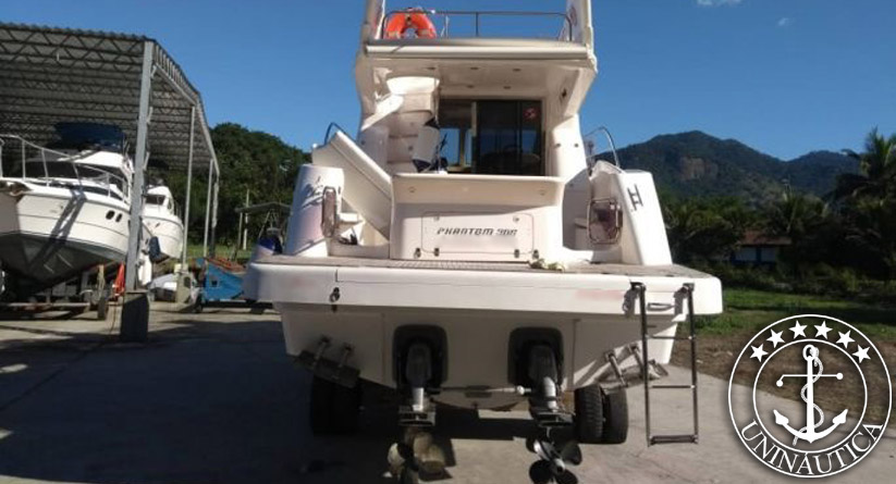 Barco usado Phantom 385 Lancha a Venda