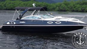 Barco usado evolve 265 lancha a veda