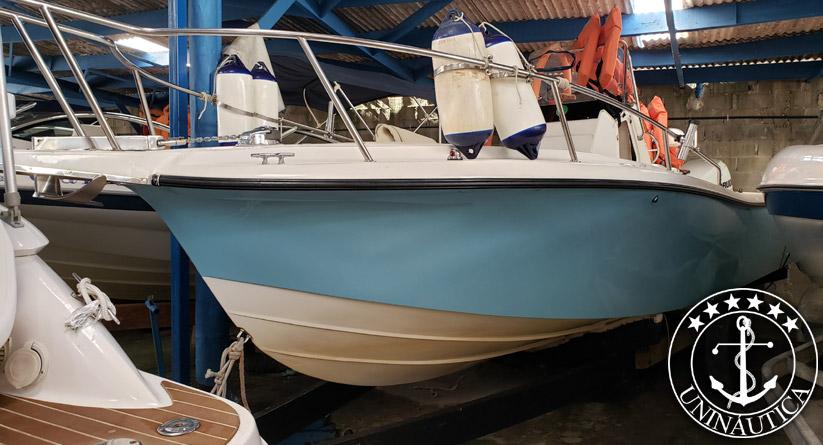 Barco a venda Fishing 24 ano 2005 lancha a venda
