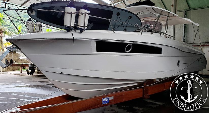 Barco usado Fishing 33 Saint Tropez ano 2015 lancha a venda