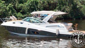 Lancha a venda Focker 330 ano 2016 barco usado