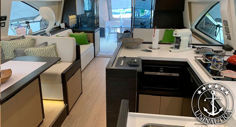 Lancha a venda Intermarine 66 Barco Usado
