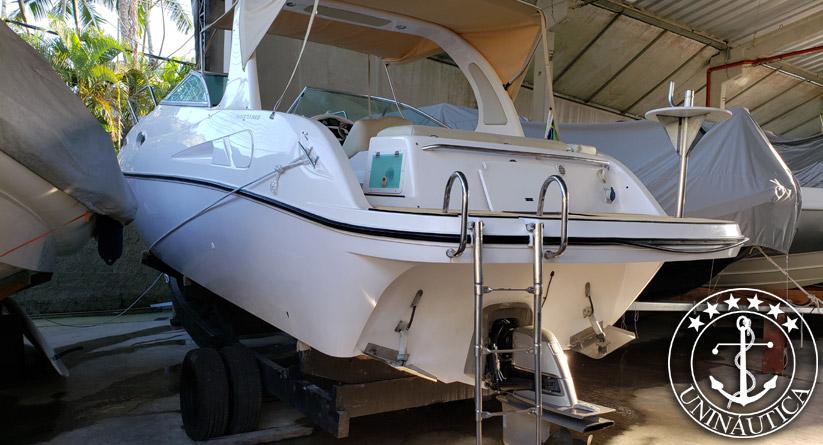 Barco usado Magna 325 Lancha a venda
