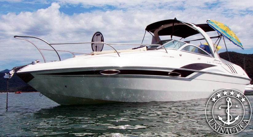 lancha a venda arthmarine 255 barco usado