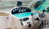 lancha a venda Cimitarra 340 barco usado compra e venda de barcos seminovos