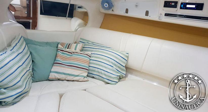lancha a venda Phantom 300 ano 2009 schaefer yachts barco usado barco seminovo