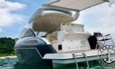 Lancha a venda phantom 375 barco usado seminovo do estaleiro schaefer yachts