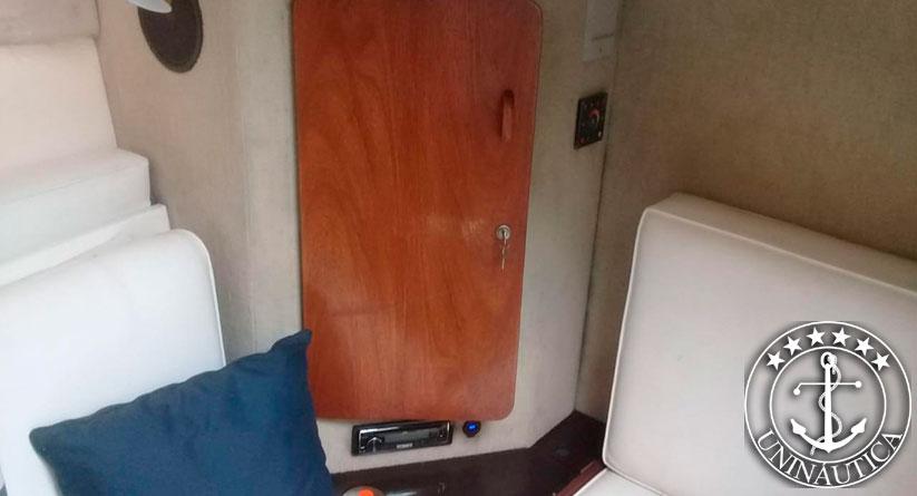 Lancha a venda cobra capri 32 barco usado ano 1987