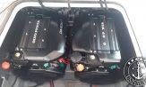 Lancha a Venda Phantom 300 com dois motores Volvo Penta D3 200HP ano 2012 barco usado seminovo da Schaefer Yachts