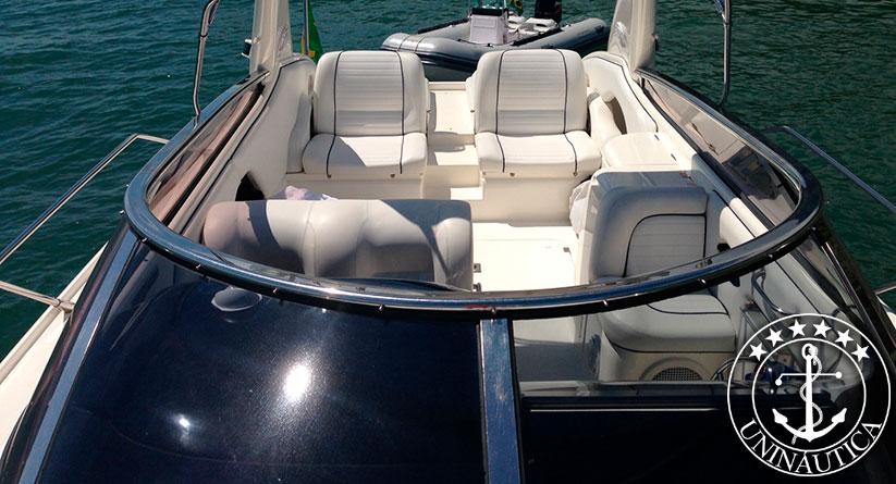 lancha a venda Sunseeker tomahawk 41 barcos usados lancha importada