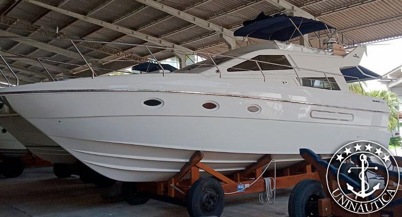 lancha a venda 440 full fabricada pela intermarine em 2004 barcos usados e seminovos