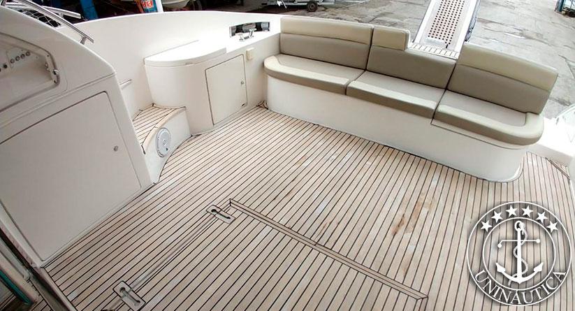 Lancha a Venda Intermarine 520 Full barcos usados e seminovos ano 2006