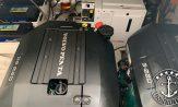 Lancha a venda Real 35 barcos usados com gerador e ar condicionado estaleiro Real Power