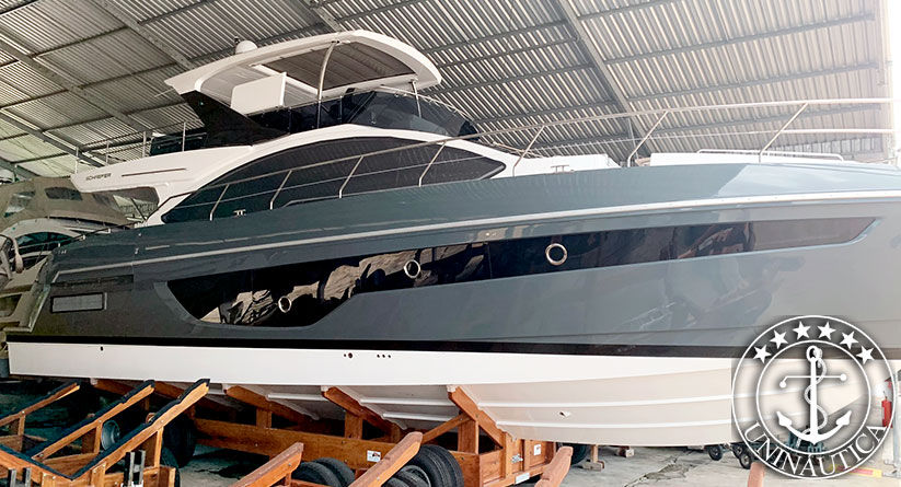 Lancha a venda Schaefer 660 Barcos usados do estaleiro Schaefer Yachts sucessora da Phantom 640