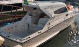 Lancha a venda Sedna Fighter 33 fabricada em 2009 barcos usados e seminovos