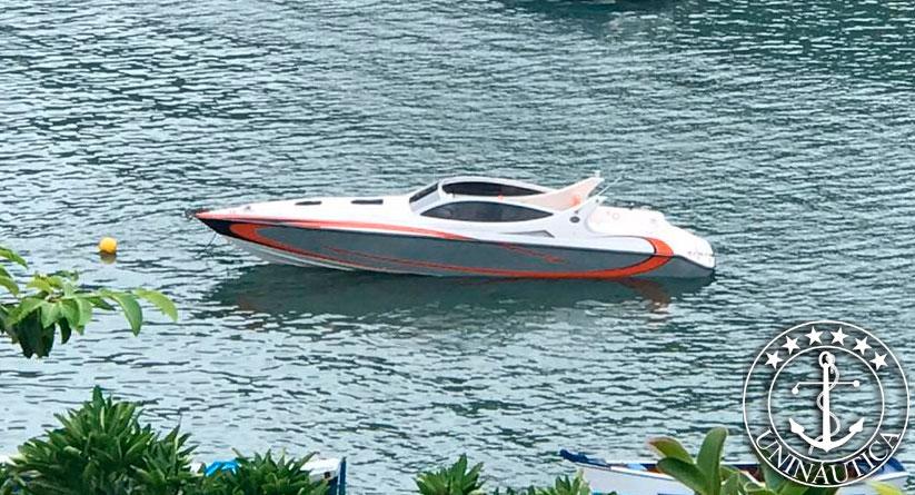 Lancha a venda Ecomariner Cigarette 360 ano 2003 barcos usados e seminovos