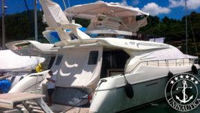 Lancha a venda Ferretti 530 barcos usados e seminovos