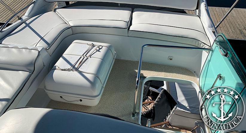 Lancha a venda Intermarine 440 ano 2000 fabricada pelo estaleiro Intermarine barcos usados e seminovos