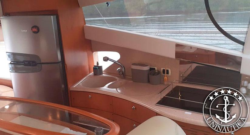 Lancha a venda Intermarine 600 Full ano 2008 fabricada pelo estaleiro Intermarine barcos usados e seminovos