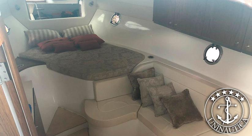 Lancha a venda phantom 365 ano 2013 fabricada pelo estaleiro Schaefer Yachts barcos usados e seminovos
