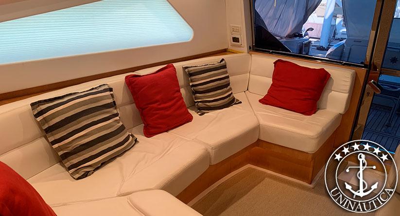 Lancha a venda Ferretti Spirit 46 ano 2009 barcos usados e seminovos