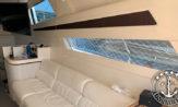 Lancha a venda Intermarine 440 Full fabricada pelo estaleiro Intermarine em 1999 motor Volvo Penta barcos usados e seminovos