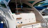 Lancha a venda Cimitarra 410 Fly fabricada pelo estaleiro Cimitarra motor Volvo Penta barcos usados e seminovos