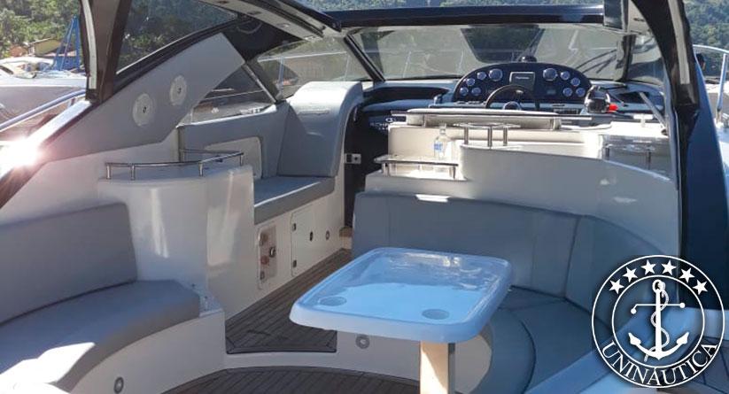 Lancha a venda Phantom 400 ano 2014 fabricada pelo estaleiro Schaefer Yachts barcos usados e seminovos