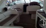 lancha a venda bayliner 350 fabricada pela Brunswick no Brasil em 2016 com dois Mercruiser barco seminovo e usados