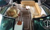 Lancha a venda Focker 275 barcos usados lanchas seminovas estaleiro FibraFort com motor Mercruiser de 300 hp em otimo estado de uso