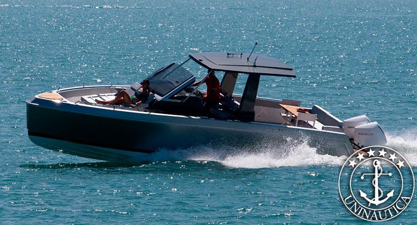 Lancha a venda Schaefer V33 lançamento do estaleiro Schaefer Yachts um novo conceito que mudará o mercado de barcos novos