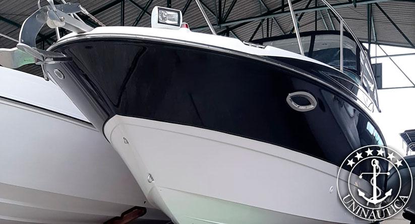 lancha a venda bayliner 31 barcos usados e seminovos