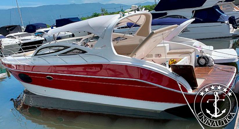 lancha a venda real 41 ano 2011 com dois motores Volvo Penta D6 370HP barcos usados e seminovos