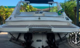 Barco usado Scarab 38 fabricado pelo estaleiro Intermarine Lancha a venda com motor novos instalados em 2015 Mercruiser tdi 260 HP barcos usados e seminovos