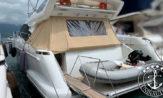 lancha a venda Azimut 48 com dois motores Cummins 600HP barco usado com Seakeeper barcos usadas e seminovos