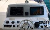 Lancha a venda Schaefer 630 modelo de transição da 620 para 640 ano 2015 com dois motores Volvo Penta D13 900HP barco usado com excelente custo beneficio barcos usados e seminovos