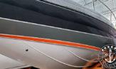 Lancha a venda Axtor 480 barco usado fabricado em 2017 completa barcos seminovos