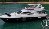 Lancha a venda Phantom 500 fly com dois motores Volvo Penta IPS 600 fabricada em 2012 pelo estaleiro Schaefer Yachts lanchas usadas e seminovas