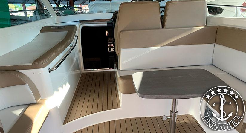 lancha a venda Cimitarra 41 HT ano 2013 com dois motores Mercruiser 320HP Gasolina Completa barcos usados e seminovos para venda